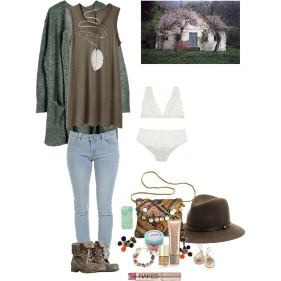"""""""Spring Fairy Tale With Boho"""" by xdarkgothamx on Polyvore"""