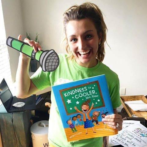 This book is perfect for teaching about kindness at back to school time