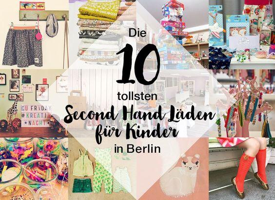 Das, wonach man eigentlich immer sucht: Die 10 tollsten Second Hand Läden für Kinder in Berlin. Hier von uns für euch: http://hauptstadtmutti.de/berlins-top-10-second-hand-laeden-fuer-kids/
