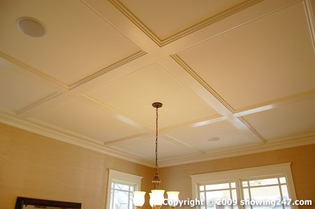how to make a removable ceiling panel