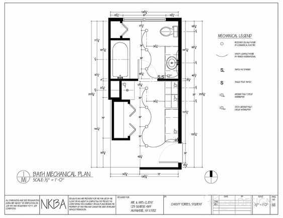 Bath / Laundry Mechanical u0026 Lighting Plan - All switches have dimmers all outlets/receptacles are GFCI. Recessed lighting installed in both spacesu2026  sc 1 st  Pinterest & Bath / Laundry Mechanical u0026 Lighting Plan - All switches have ... azcodes.com