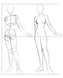 Como Puedes Dibujar Manga Cuerpo Humano Dibujo Como Dibujar Cuerpo Anime Dibujos Con Figuras