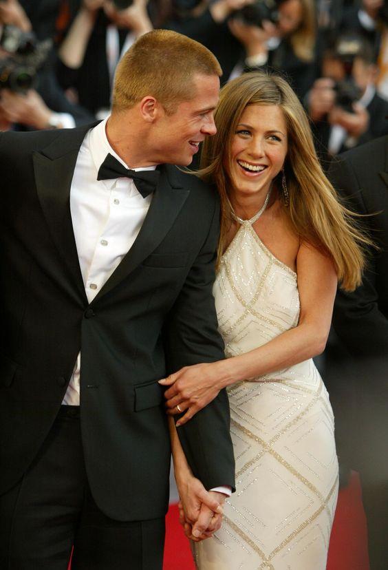 Â¿Han vuelto Jennifer Aniston y Brad Pitt?- ElleSpain