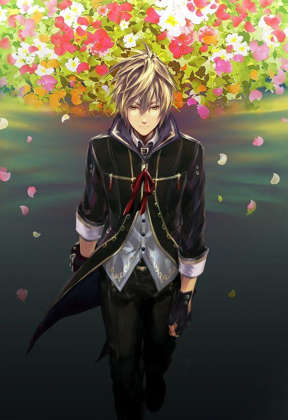 Julius Visconti #anime #illustration