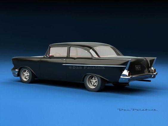 1957 Chevrolet 150 Custom