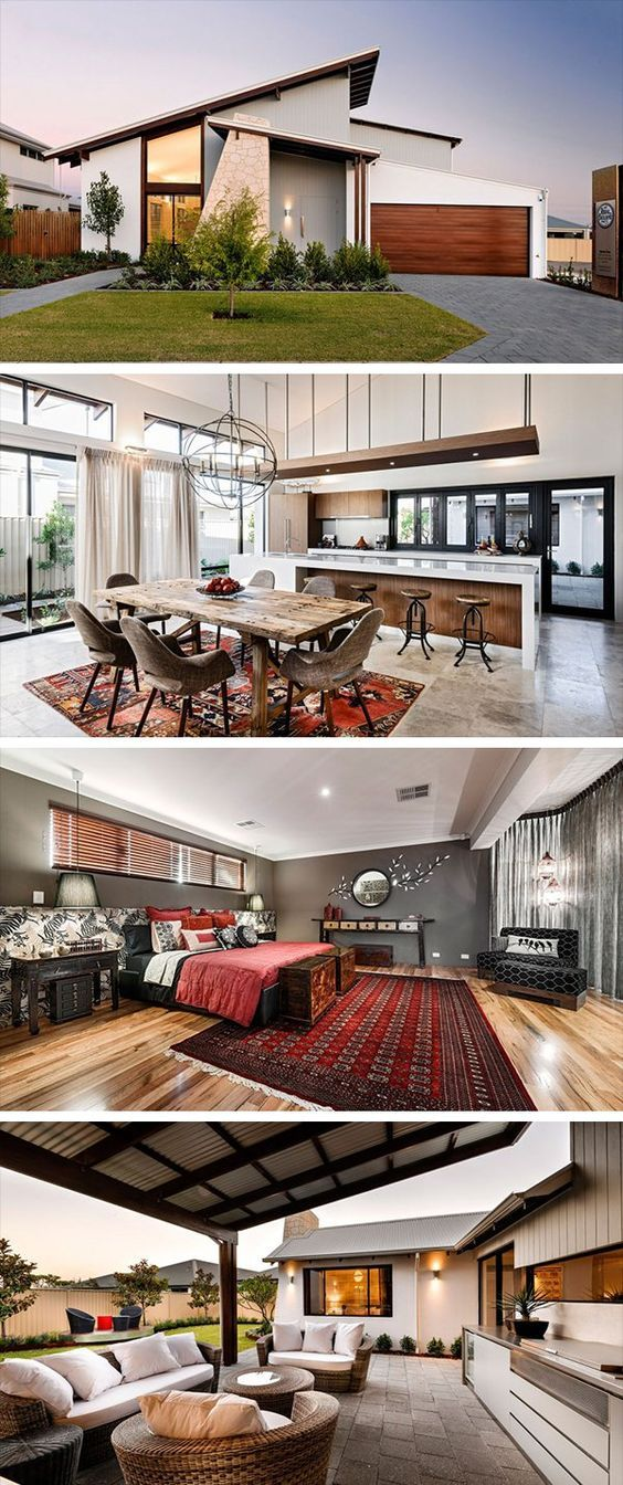 Brick Loft By Peter Ang Loft Design House Design Small Spaces