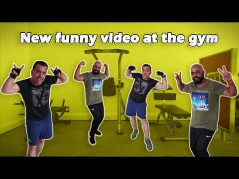 New Funny Video At The Gym Fitness 2020 فيديو مضحك جديد في صالة اللياقة البدنية Youtube New Funny Videos Funny Gif Funny