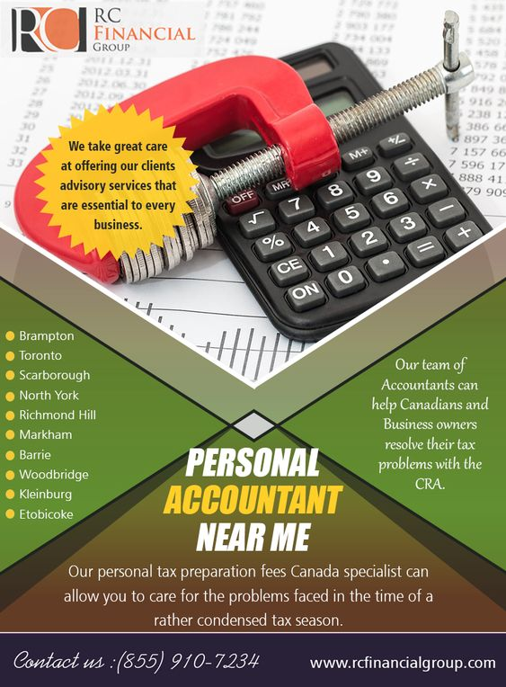 Personal Accountant near me