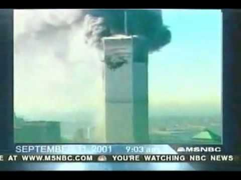 WTC: Second Crash & Towers Collapsing
