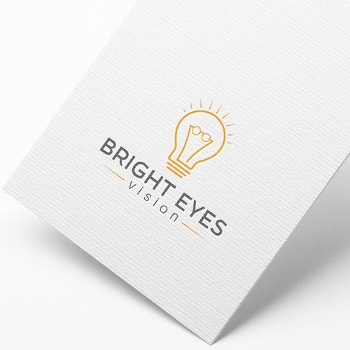 Bright Eyes Vision Optometry Office Needs A Clean Modern Logo We Are An Optometric Office Providing Eye Care And A F Vision Eye Optometry Office Modern Logo
