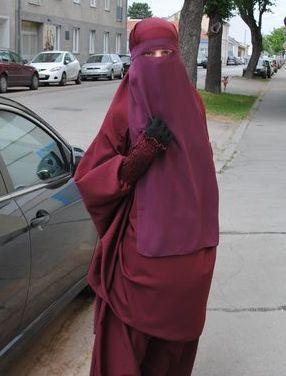 Image de hijab, muslim, and niqabi