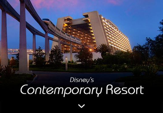 #DisneyWorld #Contemporary #DealoftheDay  Up to 20% off on room for travel Apr-Jun 2015 Email us to info@familytc.com  Retreat to this ultra-modern Deluxe Resort hotel and discover award-winning dining and spectacular views just steps from Magic Kingdom® Park. A stay here includes an array of amenities to make your family vacation complete.
