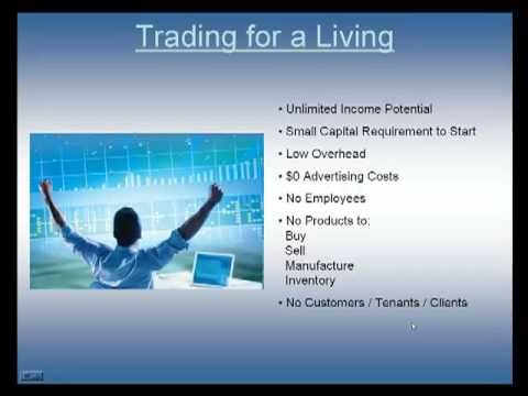 Anyone making a living from forex