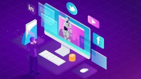 Artificial Intelligence In Digital Marketing Programming Buddy Club Free Udemy Course In 2020 Digital Marketing Online Marketing Courses Marketing Program