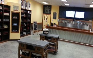 The Lazy Dog Growler New Craft Beer Store In Warner Robins Ga Beer Store Lazy Dog Growler