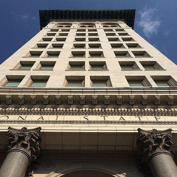 Once A Historic Bank Building Hotel Indigo Newark Is An