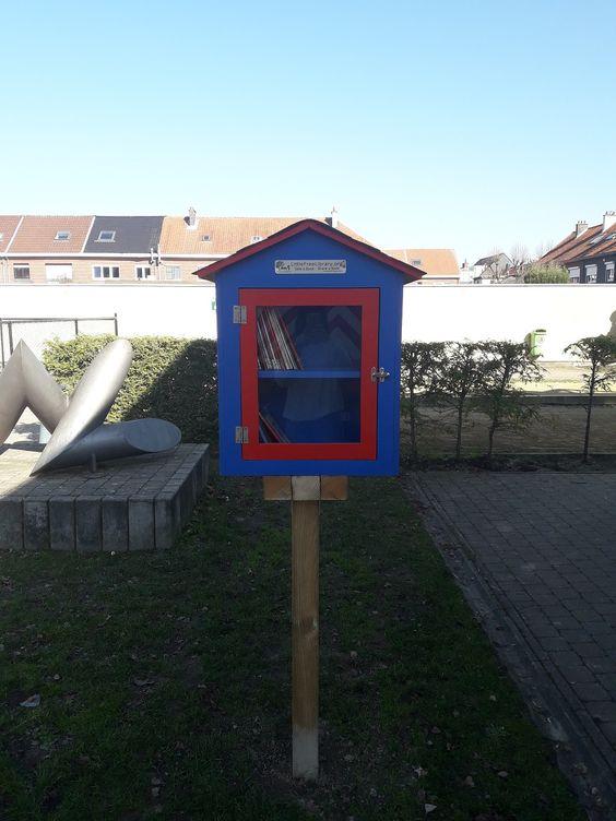 Boekenruilkast Puurs Ruisbroek