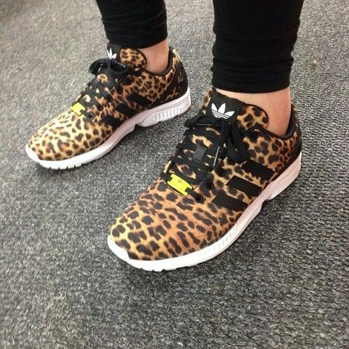 adidas leopard print shoes for sale