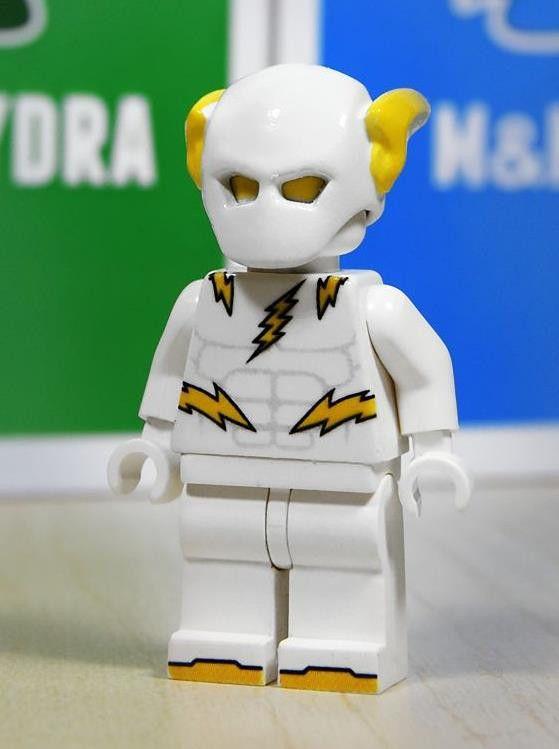 MINIFIG FACTORY Custom Godspeed  Lego Minifigure