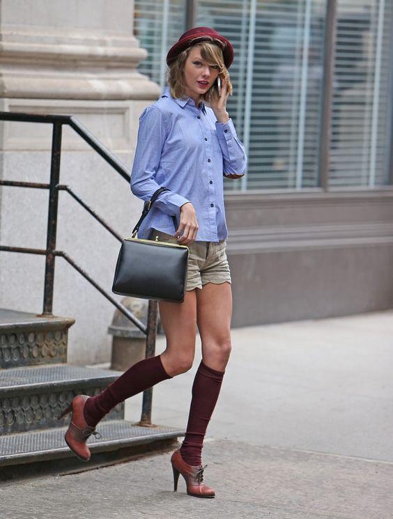 Taylor Swift  (Foto: AKM/GSI BRASIL):
