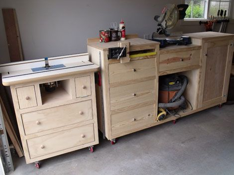 Router table furniture plans and build your own on pinterest for Build your own router table free plans