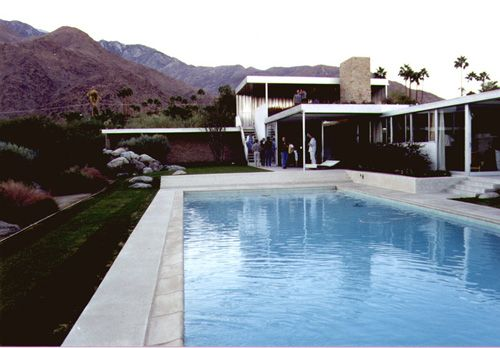 Kaufman HOuse , Palm Springs. Richard Neutra.: