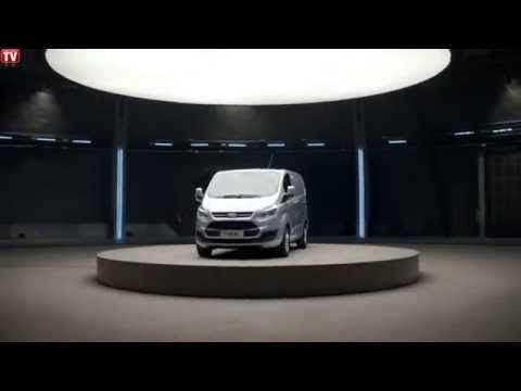 nuevas Ford Transit - YouTube