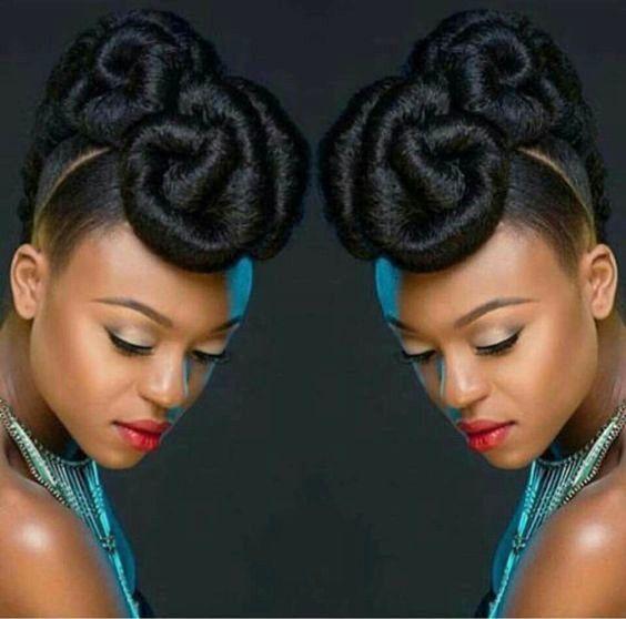 Frisuren 2020 Hochzeitsfrisuren Nageldesign 2020 Kurze Frisuren Natural Hair Updo Natural Hair Styles Hair Updos
