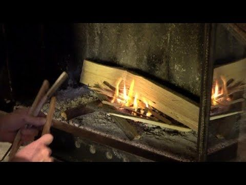 Tips For Heating Your House With A Fireplace Or Wood Burning Stove Youtube