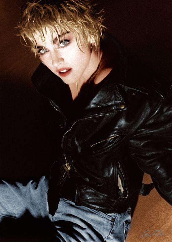 Madonna - True Blue Era