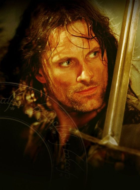 Poet, photographer, painter, writer, musician.... AND he played Aragorn?? He's the perfect man!