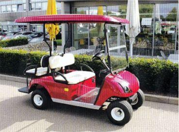 Beckers Golf Cart Handel -   - Ligier - Yamaha - WSM Mitsubishi - E-Z-GO - Club Car - WSM Mitsubishi MT1300+2 NEUFAHRZEUG   als Viersitzer Golf Cart / Golfcar