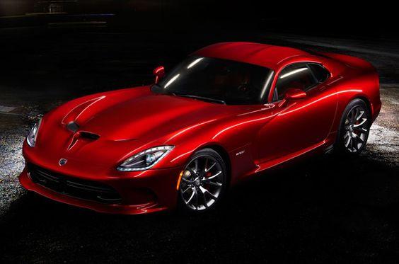Nuevo SRT Viper Chrysler 640caballos, ecológico, potencia bestial y mucha deportividad US.100 millones no más #Autos