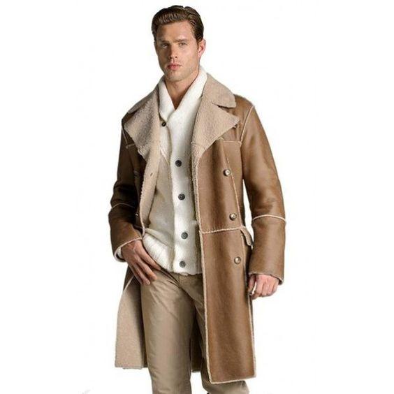 gucci shearling men coat | Men's Shearling Coats http://www.sun