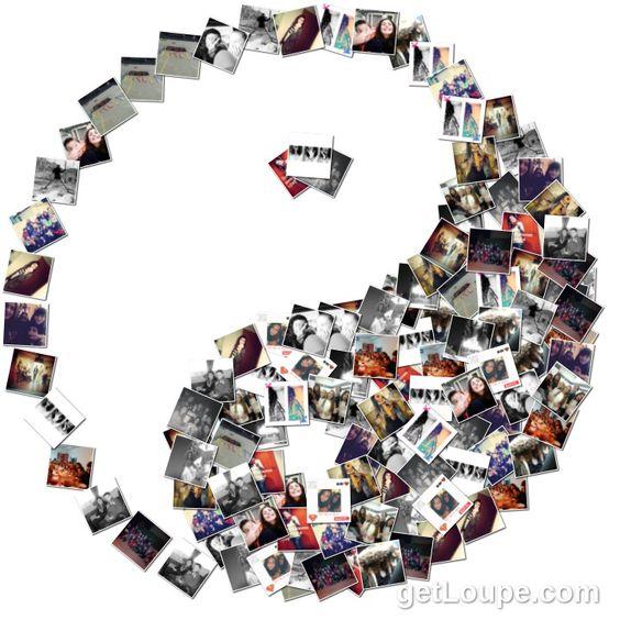 ying yang  my life in an photo