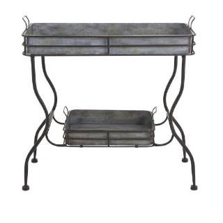 Check out the Imax Worldwide 65361 Maggie Galvanized Tray Table