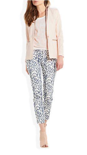 Minimal Blazer Lichtroze - Costes Fashion