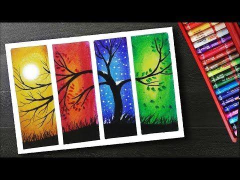 Youtube Oil Pastel Drawings Easy Oil Pastel Art Oil Pastel Drawings
