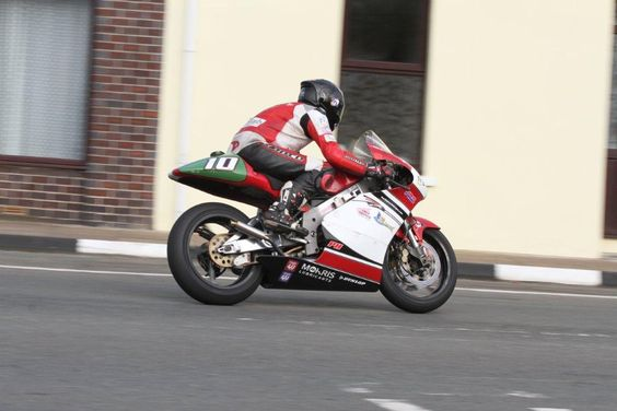 Phil Harvey Reflects On Superb Podium Finish In The Lightweight Classic TT