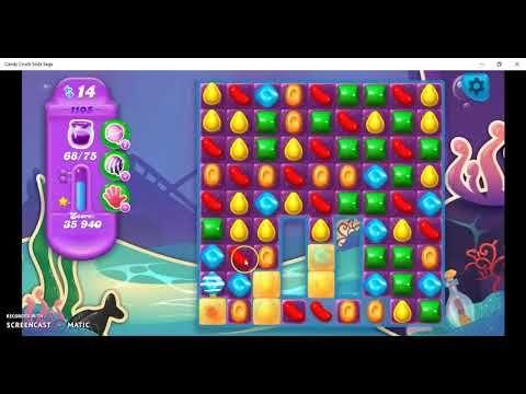 Candy Crush Soda Saga Level 1105 Hard Level With Daily Booster Candy Crush Soda Saga Candy Crush Jelly Saga Candy Crush Saga