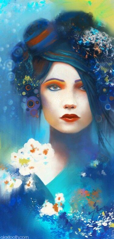 Arte digital. De alextooth.com