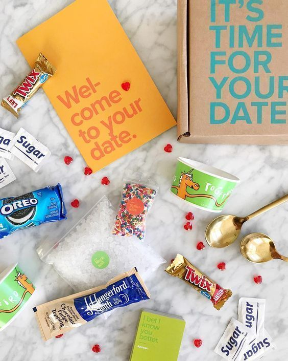 13 Subscription Boxes For Couples That Are More Than Date Night Items And Your Bae Will L Romantic Date Night Ideas Craft Box Subscription Subscription Boxes