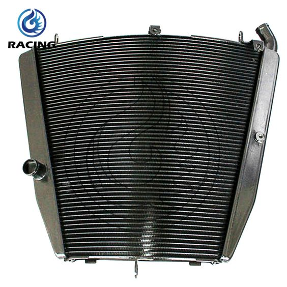 $472.18 (Buy here: http://appdeal.ru/eqgx ) Motorcycle Accessories Cooling Aluminum Cooler Radiators System For Honda CBR1000RR 2006-2007 for just $472.18