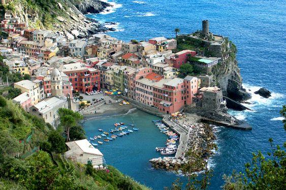 SENHORA VIAGEM!: Toscana, rumo a CINQUE TERRE.