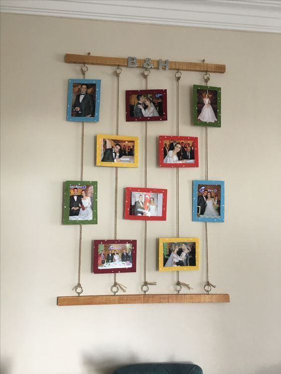 40 Best Photo Frame On The Wall That Make Your Home Decor Alive Frame Wall Decor Diy Home Decor Bedroom Frame Decor