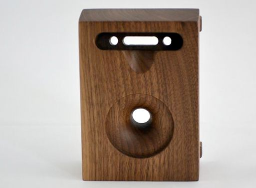 Koostik Mini Koo iPhone Speaker — Devices and Cases -- Better Living Through Design