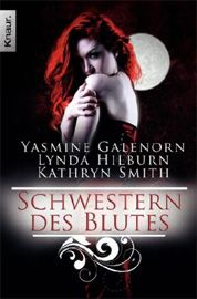 """Drei sehr unterschiedliche Romane. Die beiden Serien """"Schwestern des Mondes"""" und """"Die Schattenritter"""" gehören zu meiner Lieblingslektüre und auch die hier veröffentlichen Kurzgeschichten sind gut gelungen und überzeugen. Doch die Vampirgeschichte von Lynda Hilburn ist viel zu schwach, um den beiden anderen ebenbürtig zu sein."""