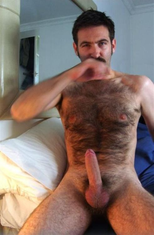 Hot Hairy Men Porn