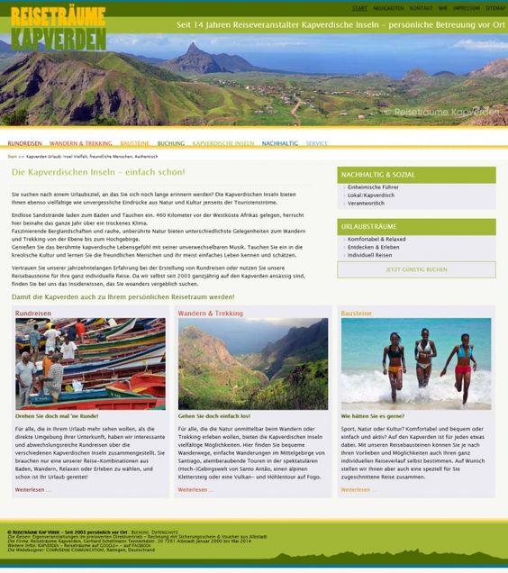 Best Practice mit Contao – www.reisetraeume.de - Contao