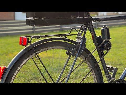 Diyelectricbike Diyideas How To Make E Bike At Home Amazing Idea